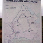Earlsburn site map